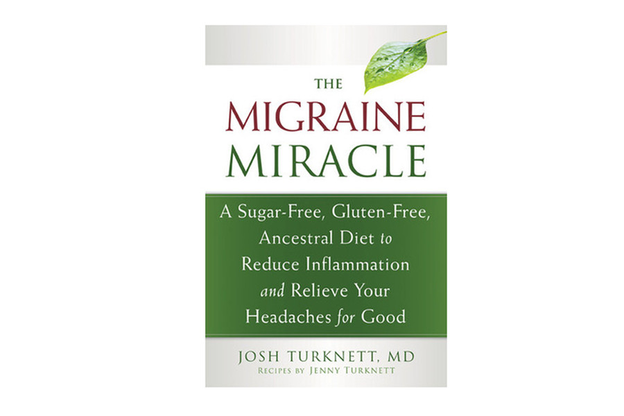 The Migraine Miracle book