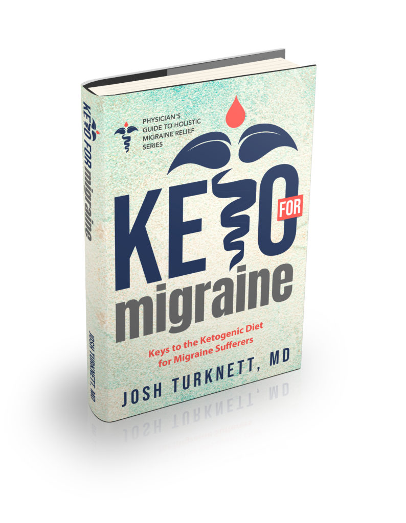 Keto for Migraine book